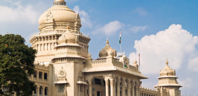 The political and economic capital of Karnataka state, Bangalore, attracts many new residents.