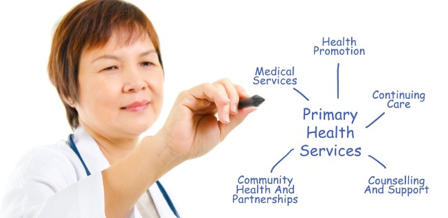 There are plenty of primary care physicians in Singapore.