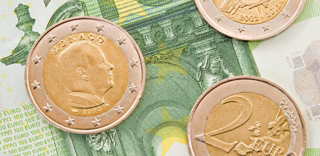 Due to its close ties to France and the rest of Europe, Monaco also has the euro as its sole currency.