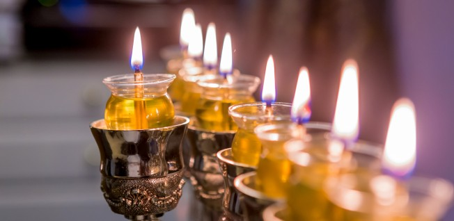 The message of Hanukkahis that of light over darkness.